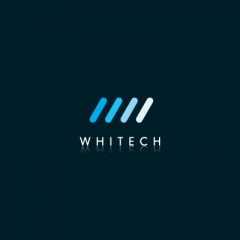 Whitech Logo Design
