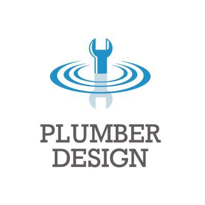 PLUMBER DESIGN | Logo Design Gallery Inspiration | LogoMix