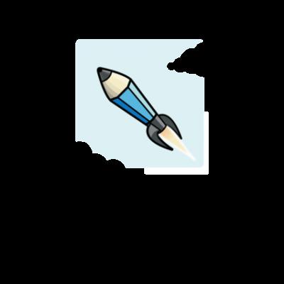 Promotional Custom Pencils with Custom Logo for 0111 Ea