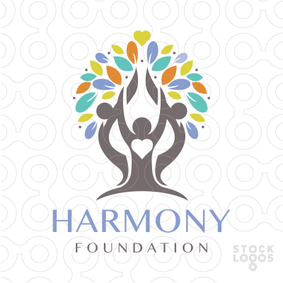 Harmony Foundation Logo Design Gallery Inspiration LogoMix