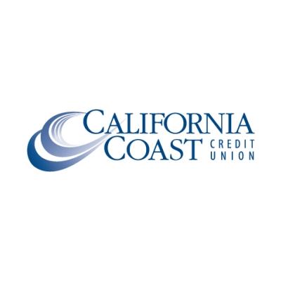 California Coast Credit Union Locations >> California Coast Credit Union Official Logo Logo Design
