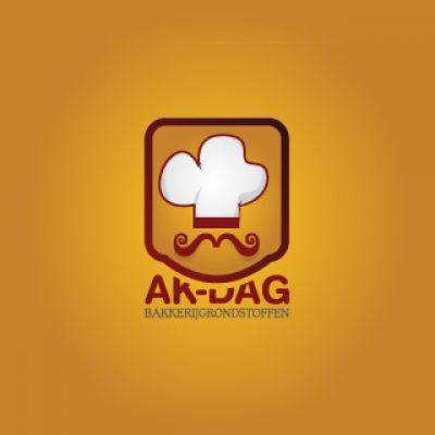 Ak-Dag Logo Design