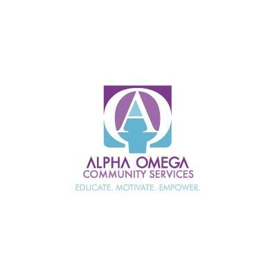 Alpha Omega Logo Design