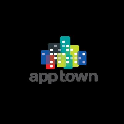 app town logo design gallery inspiration logomix