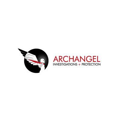 Archangel Investigation+Protection Logo Design
