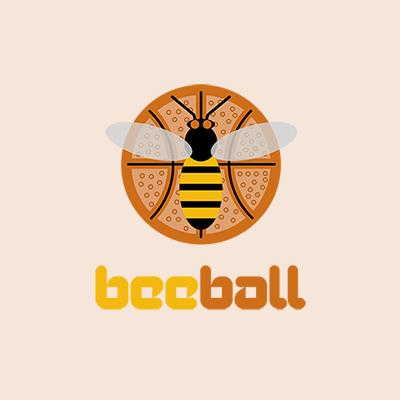 Bee Ball Logo Design Gallery Inspiration Logomix