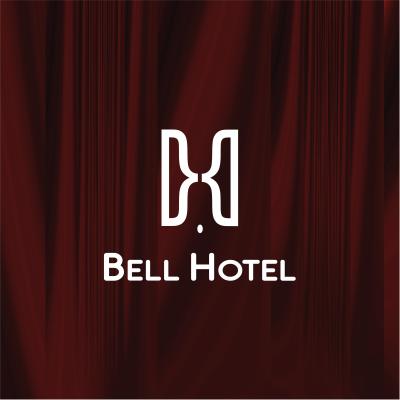 Bell hotel logo design gallery inspiration logomix for Design hotel logo
