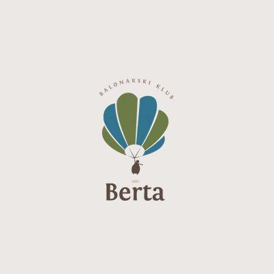 Berta Logo Design