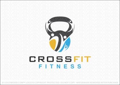 cross fitness  logo design gallery inspiration  logomix