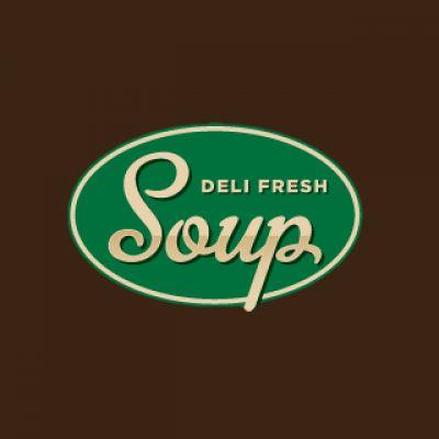 Deli Fresh Soup Logo Design