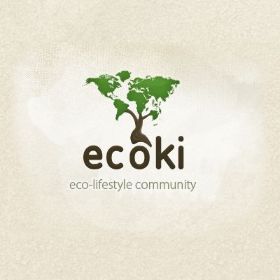 Ecoki Logo Design