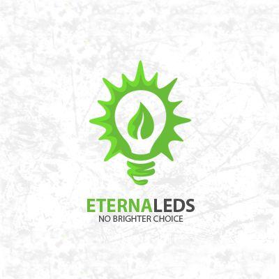 eternaleds logo logo design gallery inspiration logomix