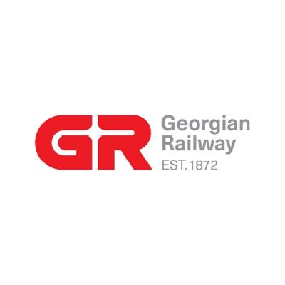 Georgian Railway Logo Logo Design Gallery Inspiration