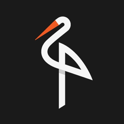 Stork Logo Logo Design Gallery Inspiration Logomix