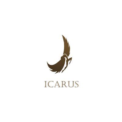 Icarus Logo Design