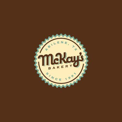 mckay 39 s bakery logo logo design gallery inspiration logomix