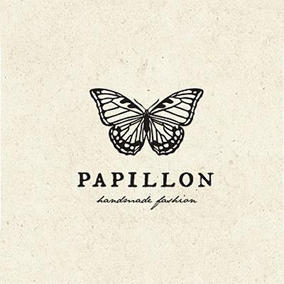Papillon Logo Design Gallery Inspiration Logomix