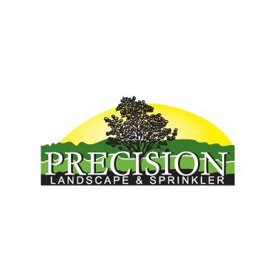 Precision Landscaping Logo | Logo Design Gallery Inspiration | LogoMix