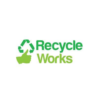 recycle works logo logo design gallery inspiration logomix rh thelogomix com