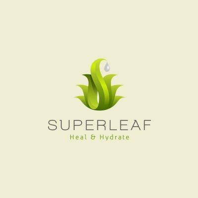Superleaf Logo Design Gallery Inspiration Logomix