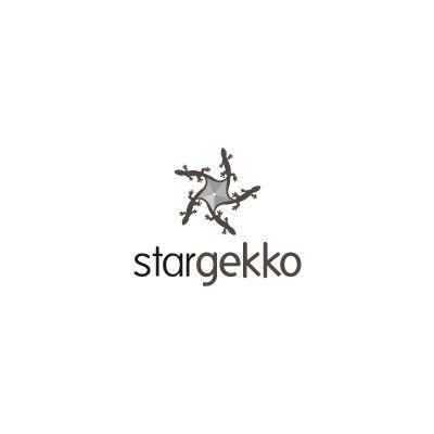 StarGekko Logo Design