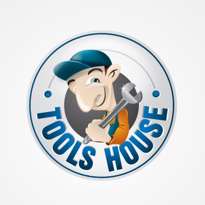Tools House Logo Design Gallery Inspiration Logomix