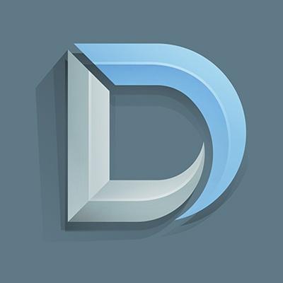 Dl Logo Logo Design Gallery Inspiration Logomix