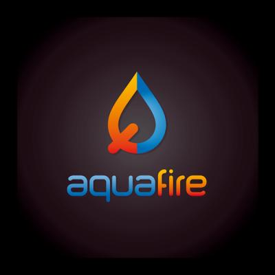 Aquafire Logo Design Gallery Inspiration Logomix