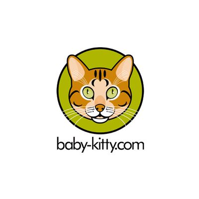 Baby-Kitty.com Logo Design