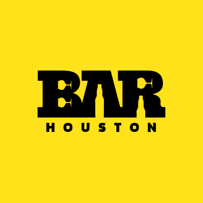 Bar Houston Logo Design Gallery Inspiration Logomix