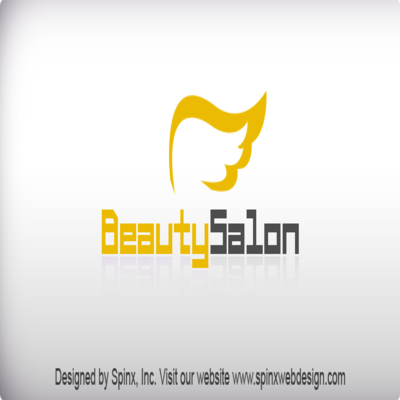 Beauty Salon logo at free of cost | Logo Design Gallery ...