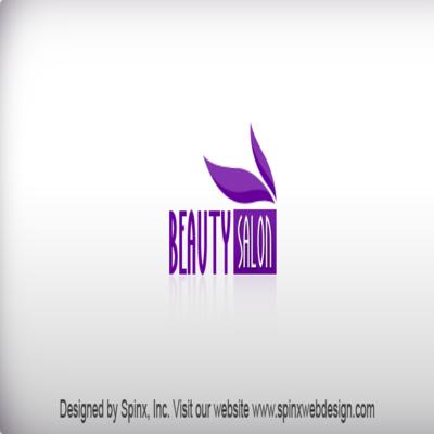 Elegant Logo Design For Your Beauty Salon