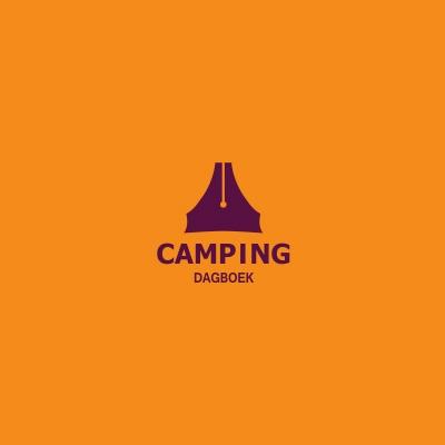 Camping Dagboek Logo Logo Design Gallery Inspiration