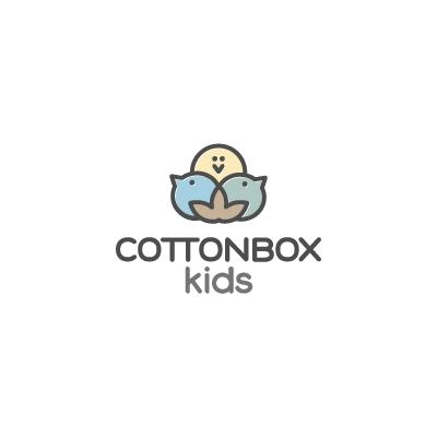 Cottonbox Kids Logo Design Gallery Inspiration Logomix