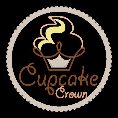 cupcake crown logo design gallery inspiration logomix