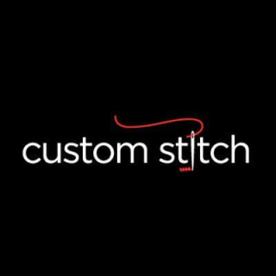 Custom Stitch Logo Design