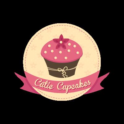 cute cupcakes logo design gallery inspiration logomix