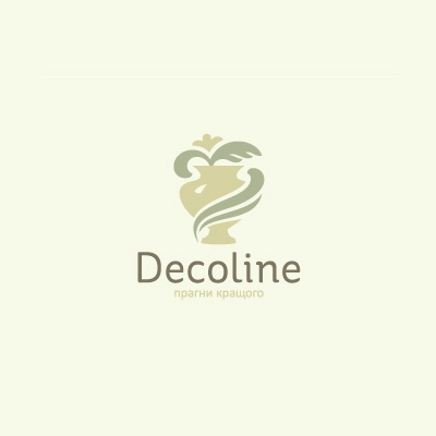 decoline logo logo design gallery inspiration logomix