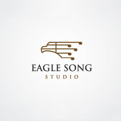 eagle song logo design gallery inspiration logomix