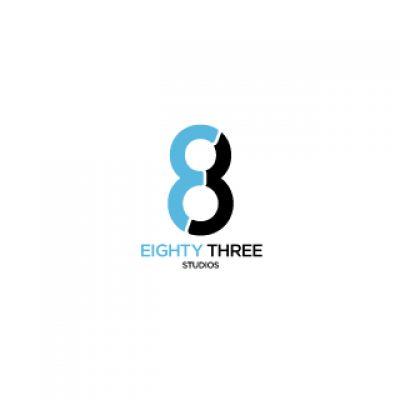 Eighty Three Logo Design
