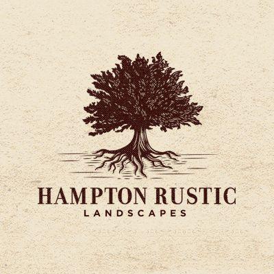 Hampton Rustic Logo Design Gallery Inspiration Logomix