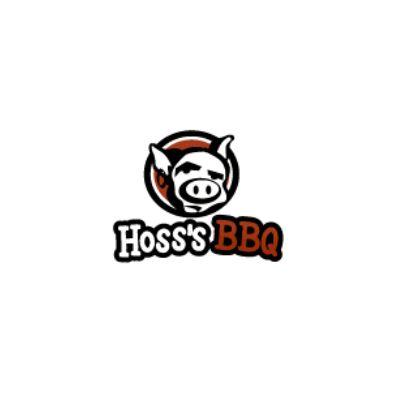 Hosss BBQ Logo Design Gallery Inspiration LogoMix