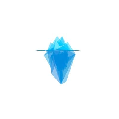 Iceberg Logo Logo Design Gallery Inspiration Logomix