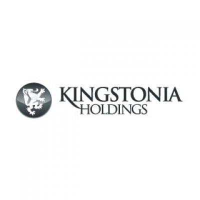 Kingstonia Holdings Logo Design