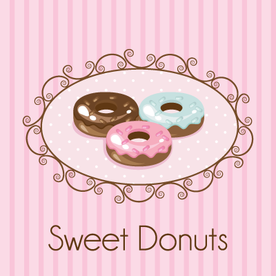 Sweet Donuts Logo Design Gallery Inspiration Logomix