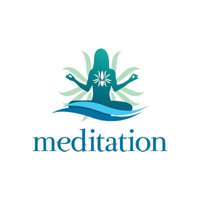 meditation logo logo design gallery inspiration logomix