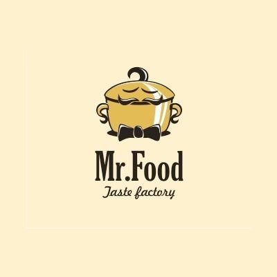 mr food logo design gallery inspiration logomix