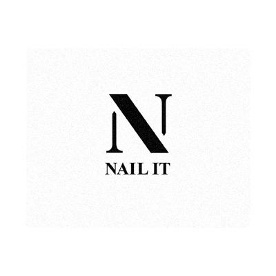 Nail it logo logo design gallery inspiration logomix for It design