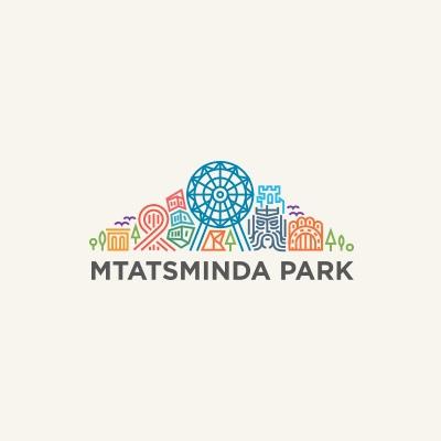 Mtatsminda Park Logo | Logo Design Gallery Inspiration ...