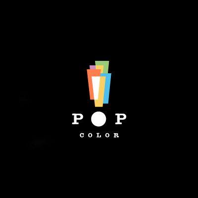 Pop Color Logo Design Gallery Inspiration Logomix